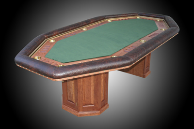 ... Octagon Holdem Style Table