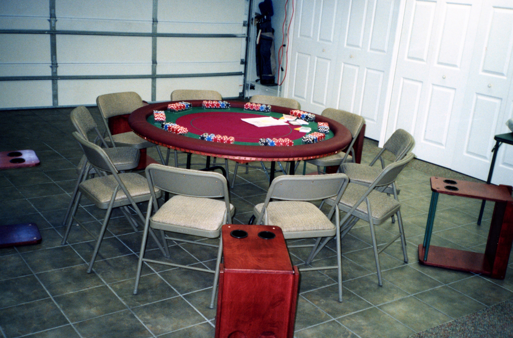 Custom Poker Tables by Regal Poker Tables