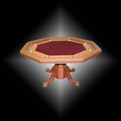 Roger's Custom Built Poker Table