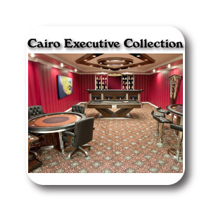 Cairo Executive Game Room Collection