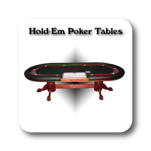 Texas Hold-Em Poker Tables