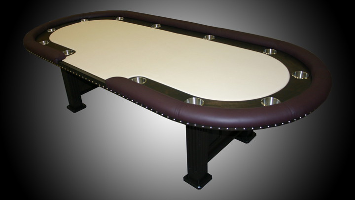 Poker Table, Custom Poker Table, Custom Gasme Table