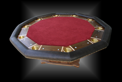 Limited Edition Custom Poker Table