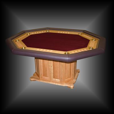 X ray poker table
