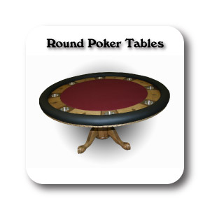 Round Poker Tables