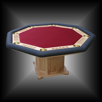 Decagon Poker Table