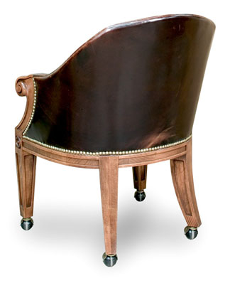 Custom Game Chairs by Regal Poker Tables