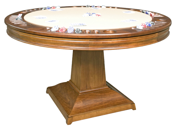 Marin Custom Poker table by California House