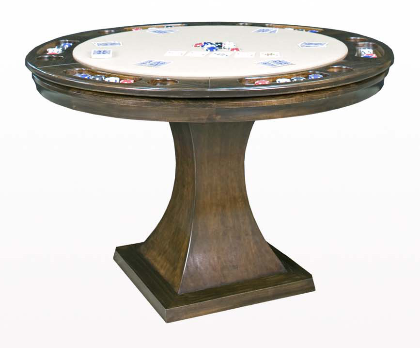 Aptos Custom Poker Table By California House