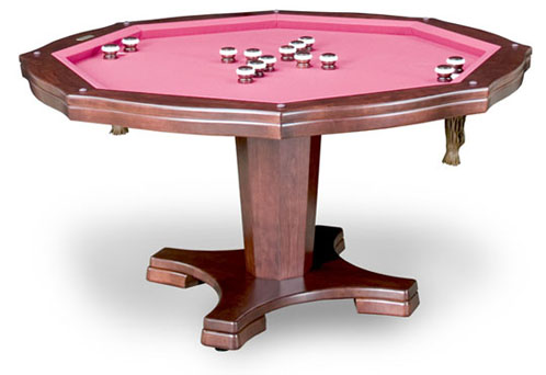 Palo Alto Custom Poker Table By California House