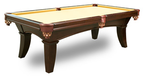 Seaside Billiard Table