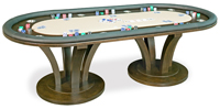 Venice Hold-Em Game Table