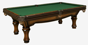Woodside Billiard Table