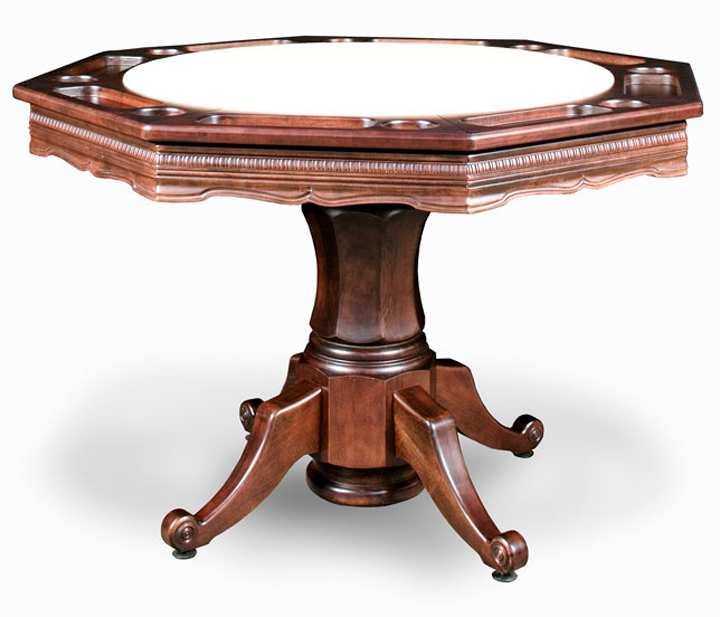 Woodside Custom Poker Table By California House