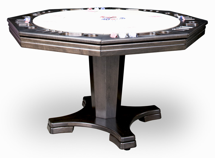 Palo Alto Custom Poker Table By California House