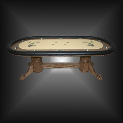 Matthew's Custom Poker Table