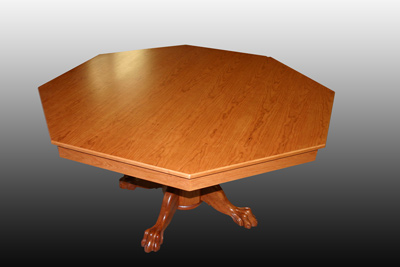 Cherry Formal Dining Topper