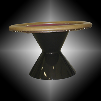 Custom Contemporary Cone Style Base