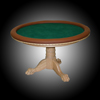 Rick's Custom Round PokerTable