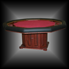 Ron's Custom Decagon PokerTable