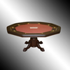 Jeff's  Custom Decagon PokerTable