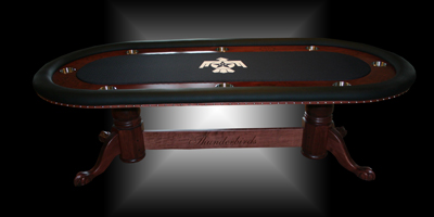 Webster's Custom Thunderbird's Poker Table